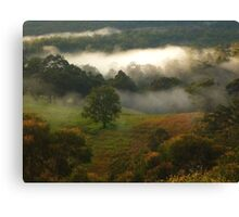 """ Morning Bliss"" Canvas Print"