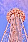 Gasparilla Lighthouse by Kim McClain Gregal