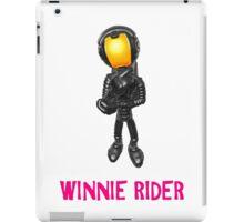 Winnie Rider Merch iPad Case/Skin