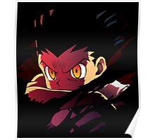 hunter x hunter gon freecs anime manga shirt Poster