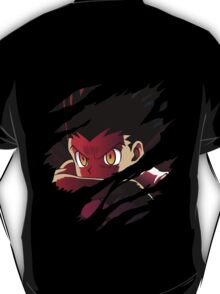hunter x hunter gon freecs anime manga shirt T-Shirt