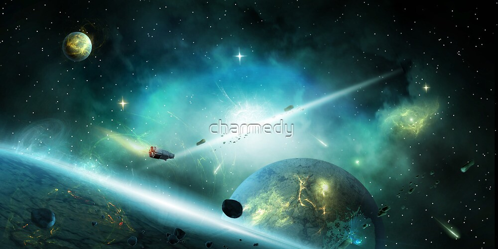 Planetary War by charmedy