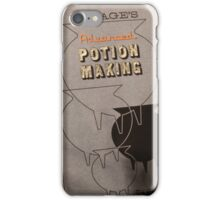 Potion Making - Harry Potter iPhone Case/Skin