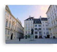Sweet Vienna Canvas Print