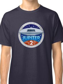 Jupiter 2 Mission Patch Classic T-Shirt