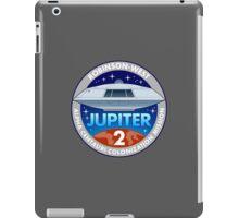 Jupiter 2 Mission Patch iPad Case/Skin