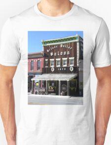 Silver Dollar Saloon, Leadville, Colorado T-Shirt