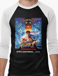 Street Fighter II Mega Drive Cover T-Shirt