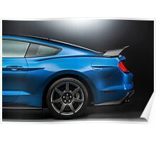 Ford Mustang GT-350R Poster