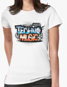 Techno Music T-Shirt