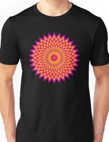 Starburst Shape 4 Unisex T-Shirt