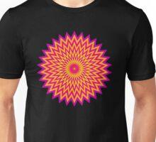 Starburst Shape 4 Unisex T-Shirt