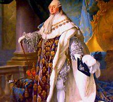 Louis XVI, King Of France by Al Bourassa