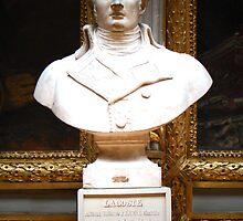 Ancestor - Andre Brune De Frevol de LaCoste by Al Bourassa