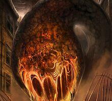 Black Hell by pearlphoenix