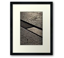 Morning at Heuvel 2 Framed Print