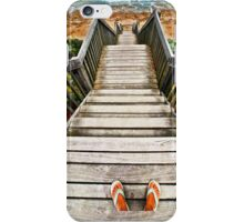 Phoney Steps iPhone Case/Skin