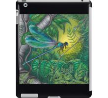 """Dragonfly Dreaming"" iPad Case/Skin"