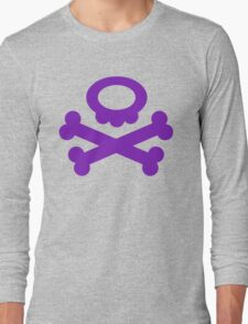 Pokemon Koffing Symbol Long Sleeve T-Shirt