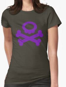 Pokemon Koffing Symbol Womens Fitted T-Shirt