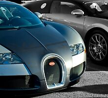 Double the Pleasure, Double the Fun, Bugatti style by Jill Reger