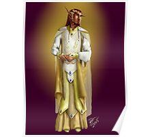 The Golden Robe Poster