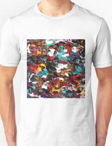 Original Psychedelic Art T-Shirt