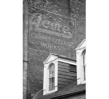 Acme Carpet Cleaning Photographic Print