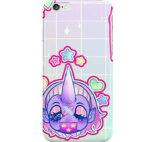 SUPER CUTE MONSTERS- 1 Horn Only iPhone Case/Skin