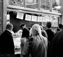 The Borek Shop - Melbourne by skyebelle
