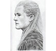Legolas sketch Photographic Print