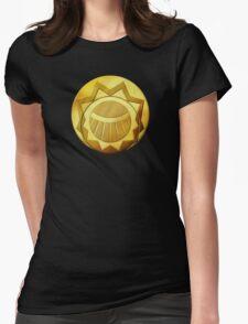 Esteban's Medallion Womens Fitted T-Shirt