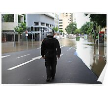 Brisbane Floods Poster