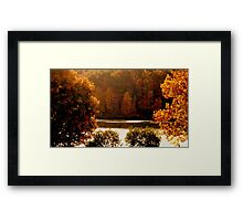 Solitude  ^ Framed Print