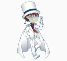 Kaitou Kid Sticker by cclu