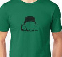 VW Beetle - Black Unisex T-Shirt