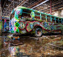 Party Bus - RIP by clydeessex