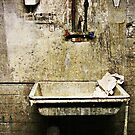 sink, or the quiet harmony of decay by olga  hutsul