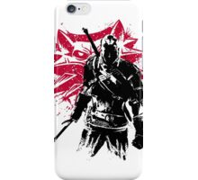 The White Wolf iPhone Case/Skin