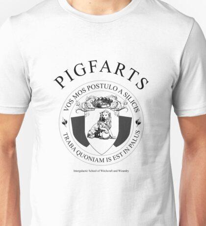 Pigfarts Unisex T-Shirt