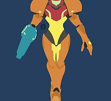 Samus - Super Smash Bros. by samaran