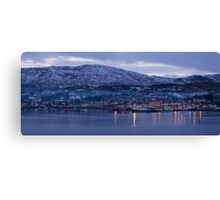 killybegs dusk Canvas Print