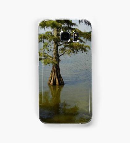 One Cypress Tree Samsung Galaxy Case/Skin