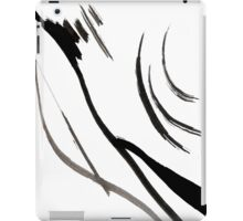 Abstract Ink Art  iPad Case/Skin