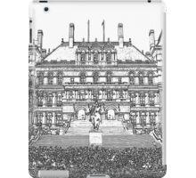 NYS Capitol Building - Albany NY iPad Case/Skin