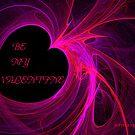 ♥ RED ♥ HEART ♥  - ♥ BE ♥ MY ♥ VALENTINE ♥ by Jupiter Queen