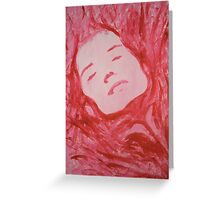 Shiloh Moore's 'Under the Pink - Tori Amos' Greeting Card