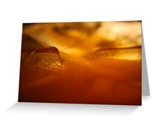 I see the light coming this way >> Greeting Card