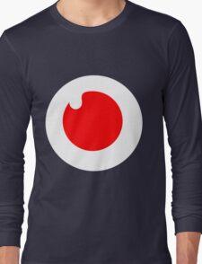 Symbols: Red Drop Long Sleeve T-Shirt