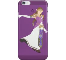 Zelda - Super Smash Bros. iPhone Case/Skin